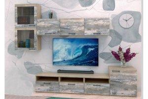 Набор мебели для гостиной Ария-9 - Мебельная фабрика «Империя»