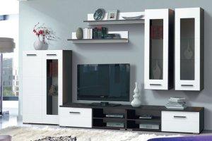 набор мебели для гостиной Грация 1.1 - Мебельная фабрика «Матрица»