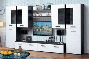 набор мебели для гостиной Грация 1.2 - Мебельная фабрика «Матрица»