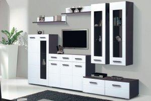 набор мебели для гостиной Грация 1.3 - Мебельная фабрика «Матрица»