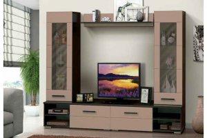 набор мебели для гостиной Грация 1.5 - Мебельная фабрика «Матрица»