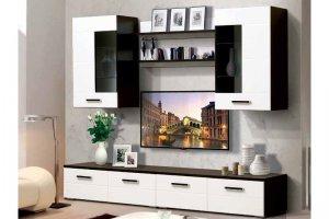 набор мебели для гостиной Грация 1.7 - Мебельная фабрика «Матрица»