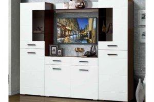 набор мебели для гостиной Грация 1.8 - Мебельная фабрика «Матрица»