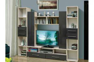 набор мебели для гостиной Грация 2.1 - Мебельная фабрика «Матрица»