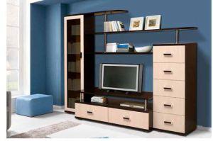 набор мебели для гостиной Грация 4.3 - Мебельная фабрика «Матрица»