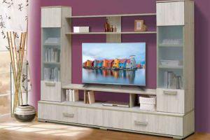 набор мебели для гостиной Грация 5 - Мебельная фабрика «Матрица»