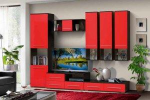 набор мебели для гостиной Грация 6 - Мебельная фабрика «Матрица»