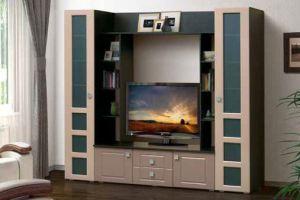 набор мебели для гостиной Грация 7 - Мебельная фабрика «Матрица»