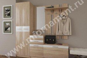 Набор мебели для прихожей Бася NEW со шкафом - Мебельная фабрика «Орнамент»