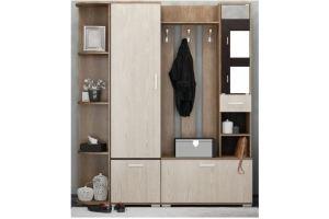 Набор мебели для прихожей F - Мебельная фабрика «Милайн»