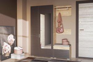Набор мебели для прихожей Livorno - Мебельная фабрика «Сильва»