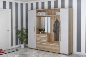 Набор мебели для прихожей Мегаполис - Мебельная фабрика «Радо»