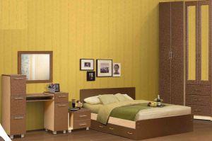 Набор мебели для спальни Анжелика-13 - Мебельная фабрика «Юнона»