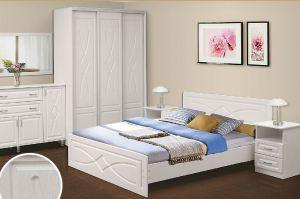 Набор мебели для спальни Анжелика-6 МДФ - Мебельная фабрика «Юнона»