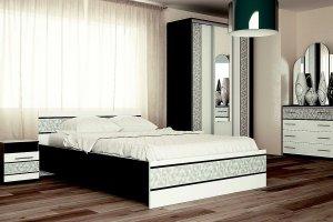 Набор мебели для спальни Анжелика-8 - Мебельная фабрика «Юнона»