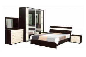 Набор мебели для спальни Элина 3 - Мебельная фабрика «МЫ (ИП Золотухин С.В.)»
