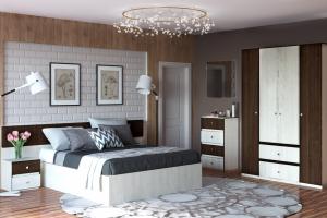 Набор мебели для спальни НИКОЛЬ - Мебельная фабрика «Калинковичский мебельный комбинат»