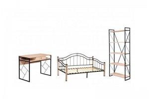 Набор мебели для спальни Скарлетт - Мебельная фабрика «Олмеко»