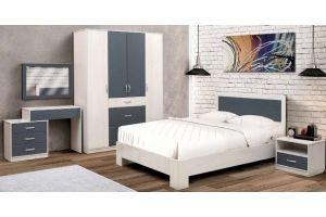 Набор мебели для спальни Венеция 6 - Мебельная фабрика «Матрица»