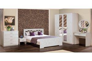 Набор мебели для спальни Венеция 7 1 - Мебельная фабрика «Матрица»