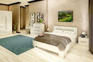 Набор мебели для спальной Милана - Мебельная фабрика «Империя»