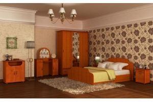 Набор мебели для спальной Премьера 2 - Мебельная фабрика «Гермес»