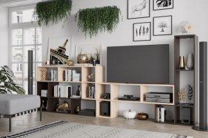 Набор мебели для гостиной Фристайл НМ-001 - Мебельная фабрика «Стиль»