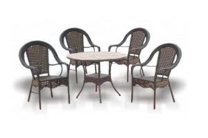 Набор мебели из ротанга Аликанте - Мебельная фабрика «Garden Story»