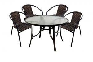 Набор мебели из ротанга Марсель 1м - Мебельная фабрика «Garden Story»