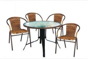 Набор мебели из ротанга Марсель - Мебельная фабрика «Garden Story»