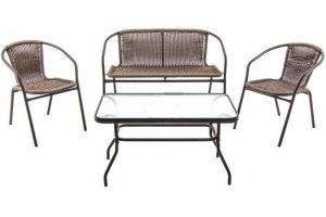 Набор мебели из ротанга Марсель Делюкс - Мебельная фабрика «Garden Story»