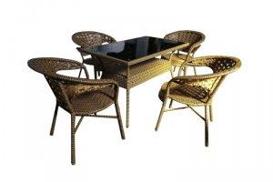 Набор мебели из ротанга Монреаль-2 - Мебельная фабрика «Garden Story»