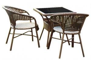 Набор мебели из ротанга Монреаль - Мебельная фабрика «Garden Story»
