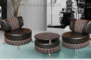 Набор мебели Кругозор - Мебельная фабрика «Евромебельстиль»