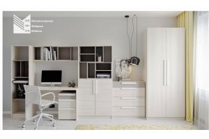 Набор мебели молодежный Джино - Мебельная фабрика «МФМ (Магнитогорская мебельная фабрика)»