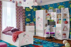 Набор мебели Принцесса 1 - Мебельная фабрика «МиФ»