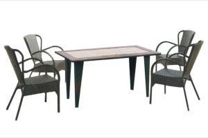 Набор мебели Римини - Мебельная фабрика «Garden Story»