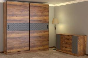 Набор мебели с фрезеровкой Лофт - Мебельная фабрика «Мебель Холдинг»