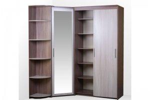 Шкаф модульный набор - Мебельная фабрика «Вектор»