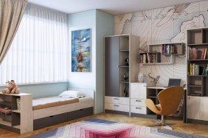 Набор мебели в детскую Крафт - Мебельная фабрика «CALPE»