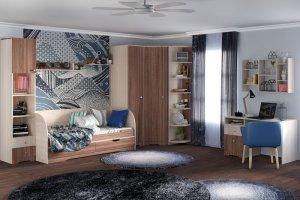 Набор мебели в спальню Атланта - Мебельная фабрика «Калинковичский мебельный комбинат»