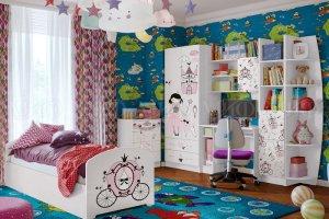 Набор мебели Принцесса - Мебельная фабрика «МиФ»