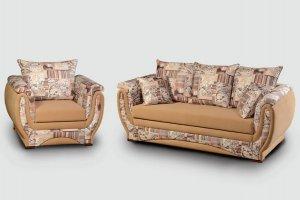Набор мягкой мебели Анжелика В - Мебельная фабрика «DONKO»