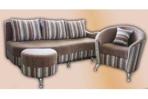 Набор мягкой мебели Даурия - Мебельная фабрика «На Трёхгорной»