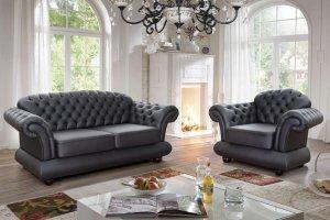 набор мягкой мебели Гранд-Честер - Мебельная фабрика «Тиолли»