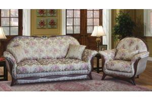 Набор мягкой мебели Италия 14 - Мебельная фабрика «Макси Торг Лель»