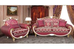 Набор мягкой мебели Италия 7 - Мебельная фабрика «Макси Торг Лель»