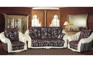 Набор мягкой мебели Лель 3 - Мебельная фабрика «Макси Торг Лель»