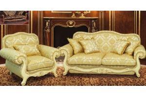 Набор мягкой мебели Лель К 19 - Мебельная фабрика «Макси Торг Лель»
