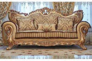Набор мягкой мебели ЛОРД золото   - Мебельная фабрика «Арида»